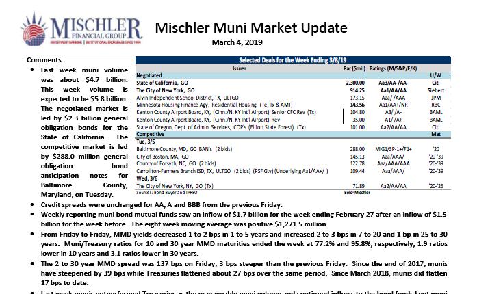 mischler-muni-market-new-issue-calendar-week-03-04-19